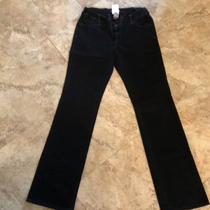 Maternity gap jeans brand new dark wash